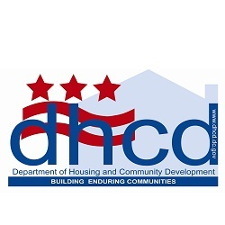 DC Department of Housing and Community Development logo